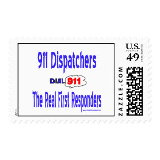 real first responders 911 copy stamps