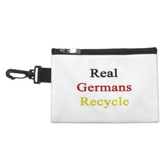 Real Germans Recycle Accessory Bag