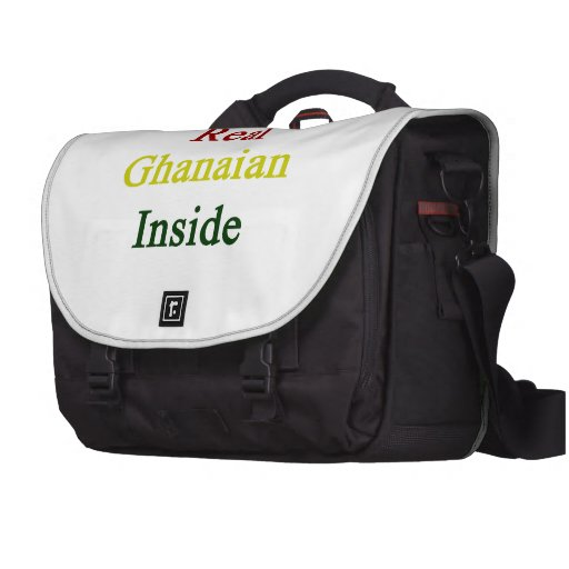 Real Ghanaian Inside Laptop Bag
