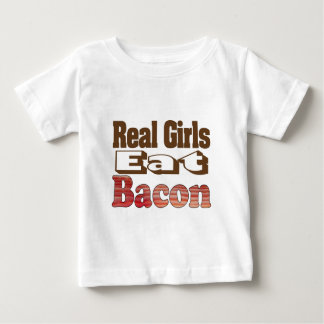 Real Girls Eat Bacon Tees