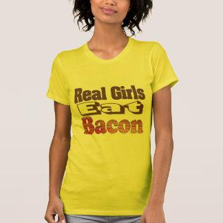 Real Girls Eat Bacon Tshirt