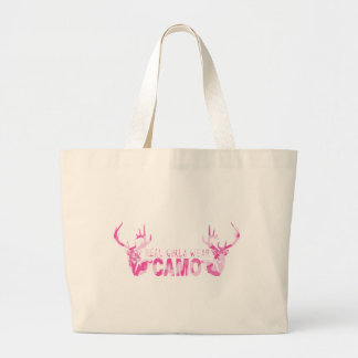 REAL GIRLS WEAR CAMO BAG