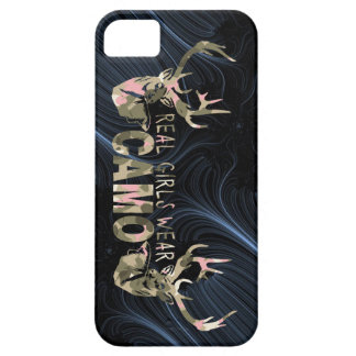REAL GIRLS WEAR CAMO iPhone 5 CASE