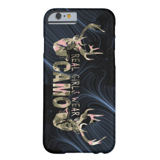 REAL GIRLS WEAR CAMO BARELY THERE iPhone 6 CASE