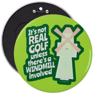 Real Golf Has A Windmill Button