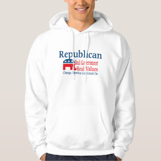 Real Government Hoodie