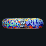 "Real Graffiti Skateboards<br><div class=""desc"">King Twick & OG FURY SF Ca.</div>"