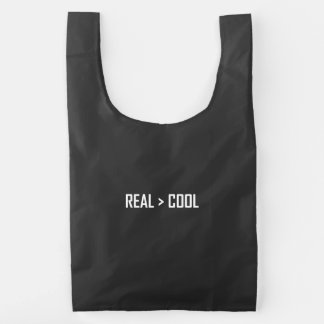 Real Greater Than Cool Reusable Bag