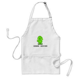 Real Green Grocer Apron