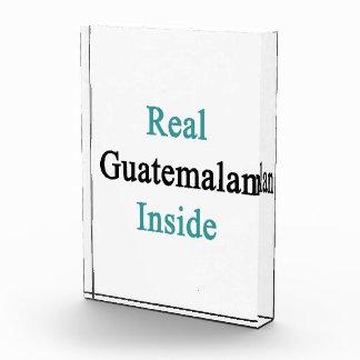 Real Guatemalan Inside Awards