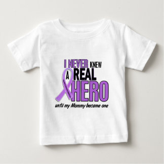 REAL HERO 2 Mommy HODGKIN'S DISEASE T-Shirts