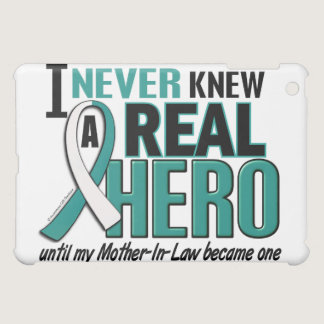 Real Hero 2 Mother-In-Law Cervical Cancer iPad Mini Cases