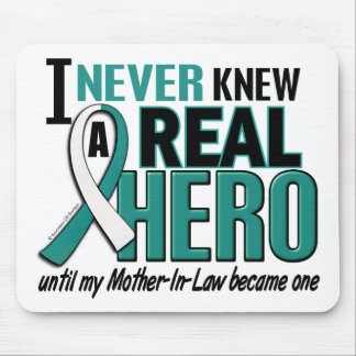 Real Hero 2 Mother-In-Law Cervical Cancer Mouse Pad