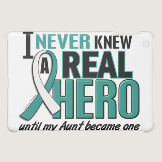 Real Hero Aunt Cervical Cancer Cover For The iPad Mini