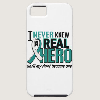 Real Hero Aunt Cervical Cancer iPhone SE/5/5s Case