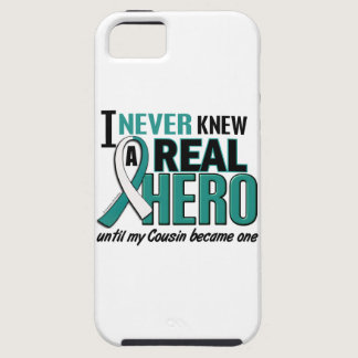 Real Hero Cousin Cervical Cancer iPhone SE/5/5s Case