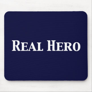 Real Hero Gifts Mouse Pad