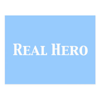 Real Hero Gifts Postcard