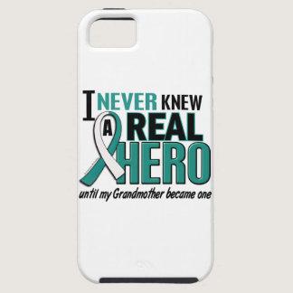 Real Hero Grandmother Cervical Cancer iPhone SE/5/5s Case