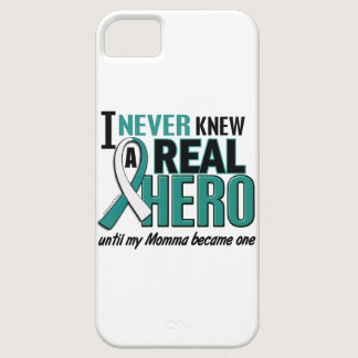Real Hero Momma Cervical Cancer iPhone SE/5/5s Case