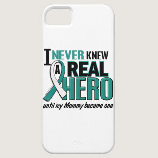Real Hero Mommy Cervical Cancer iPhone SE/5/5s Case
