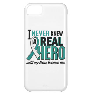 Real Hero Nana Cervical Cancer iPhone 5C Cover