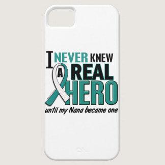 Real Hero Nana Cervical Cancer iPhone SE/5/5s Case