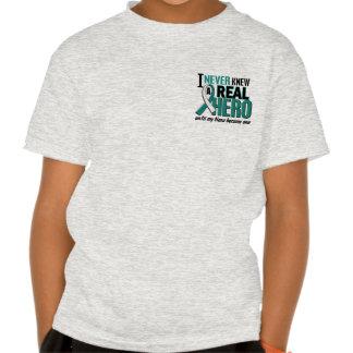 Real Hero Nana Cervical Cancer Tshirt