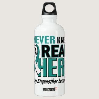 Real Hero Stepmother Cervical Cancer Water Bottle