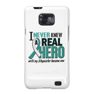Real Hero Stepsister Cervical Cancer Samsung Galaxy SII Covers