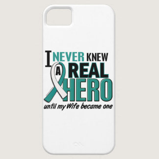 Real Hero Wife Cervical Cancer iPhone SE/5/5s Case
