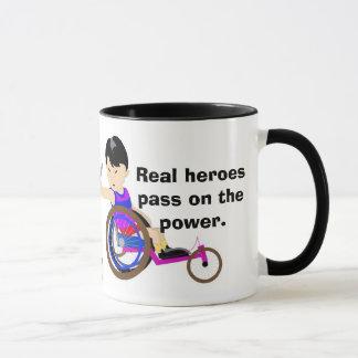 Real Heroes Mug