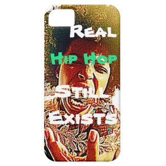 Real Hip Hop Still Exists iPhone 5 Case
