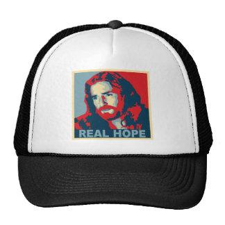 Real Hope Jesus Hats