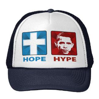 Real Hope (Not Obama) Trucker Hat