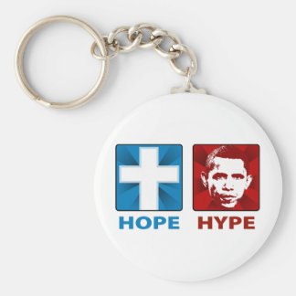 Real Hope (Not Obama) Keychain