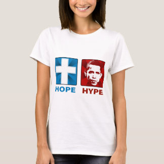 Real Hope (Not Obama) T-Shirt