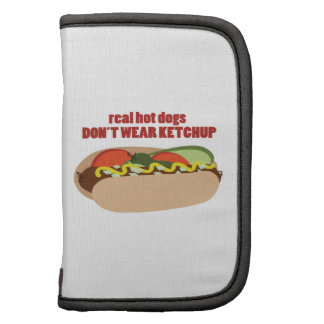 Real Hot Dogs Planner