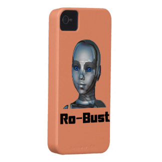 Real Hot Metal Head iPhone 4 Case-Mate Case
