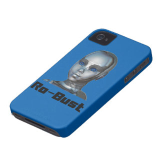 Real Hot Metal Head iPhone 4 Cover