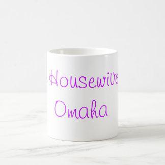 Real Housewives of Omaha coffee mug