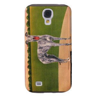 REAL HUNTSMAN Greyhound Dog iPhone 3G 3GS Case