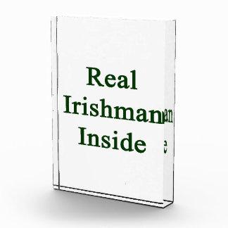 Real Irishman Inside Awards