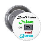 Real Islam Pinback Button