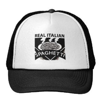 Real Italian Spaghetti Trucker Hat