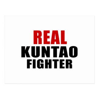 REAL KUNTAO POSTCARD