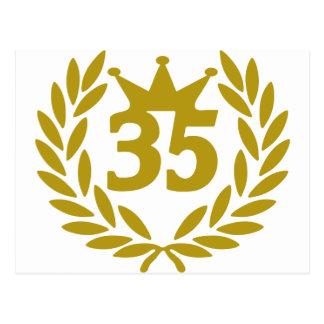 real-laurel-corona 35 postal