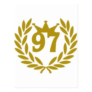 real-laurel-corona 97 postales
