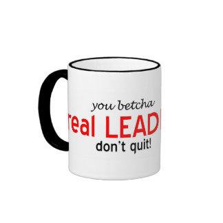 Real Leaders Mug
