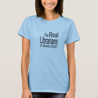 Real Librarians T-shirt